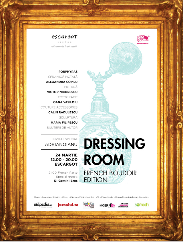 Dressing Room – French (Boudoir) Edition