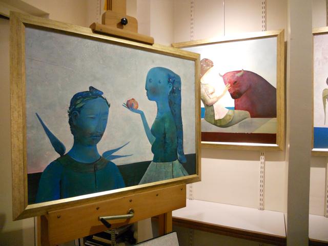Expoziție Felix Aftene @ Galerie Paul Amarica, Paris