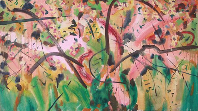 """George Paul Mihail """"Materie şi mişcare"""" @ Galeria Veroniki Art"""