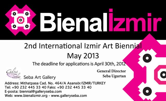 International Izmir Art Biennial, Turkey