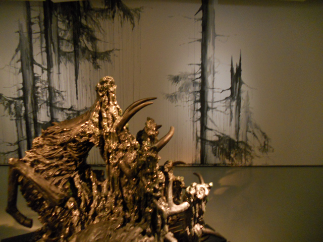 """Into The Woods"" @ Galeries Lafayette, Paris"
