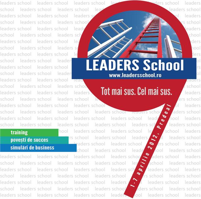 LEADERS School 9 creşte lideri de succes