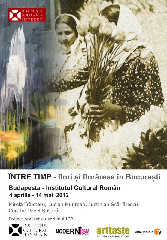 Flori si florarese @ ICR Budapesta