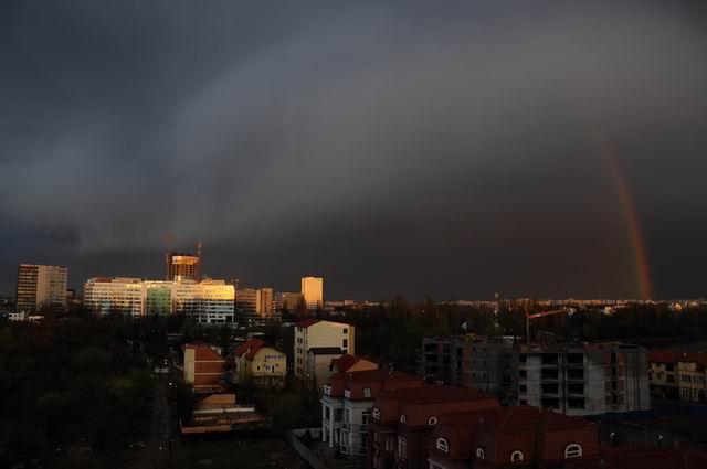 După furtună