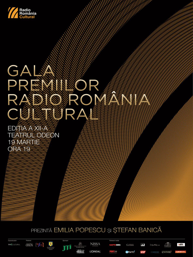 Modernism.ro nominalizat la Gala Premiilor Radio România Cultural
