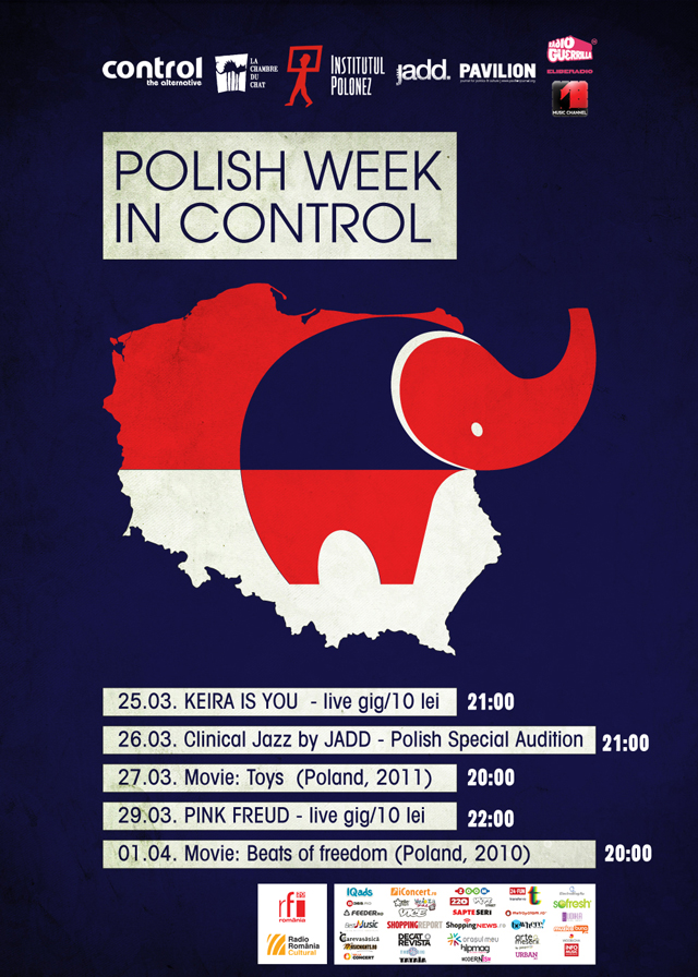 POLISH WEEK IN CONTROL