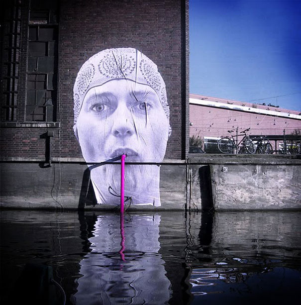 70 Amazing Examples of Street Art (II)