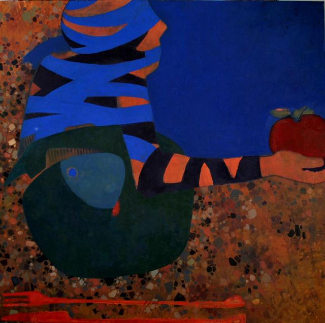 """""""Fragmente rostuite"""" – o expoziţie de Adina Plugaru, bursier """"Nicolae Iorga"""" la Institutul Român de Cultură şi Cercetare Umanistică de la Veneţia"""