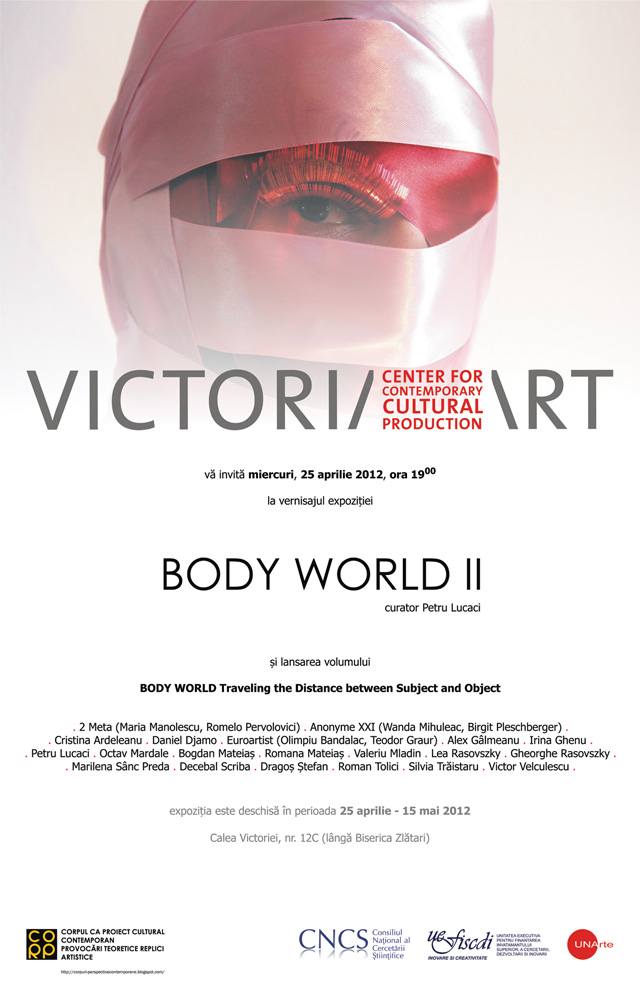 BODY WORLD II @ VICTORIA ART CENTER, București