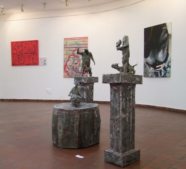 Corpul 2012, imagini din expoziție
