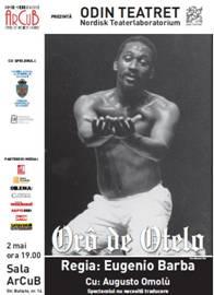 """""""Orô De Otelo – A Dance Ceremony"""" @ Festivalul Internaţional Shakespeare la Bucureşti"""