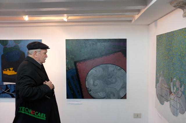 """""""Fragmente rostuite"""", o expoziție promițătoare la Institutul Român de Cultură şi Cercetare Umanistică de la Veneţia"""