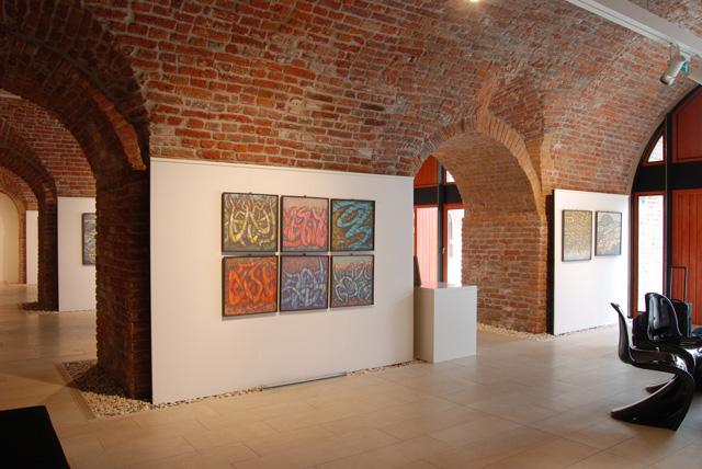 """Pictură Leon Vreme """"Poetica luminii"""" @ Calpe Gallery, Bastion Theresia – Timişoara"""