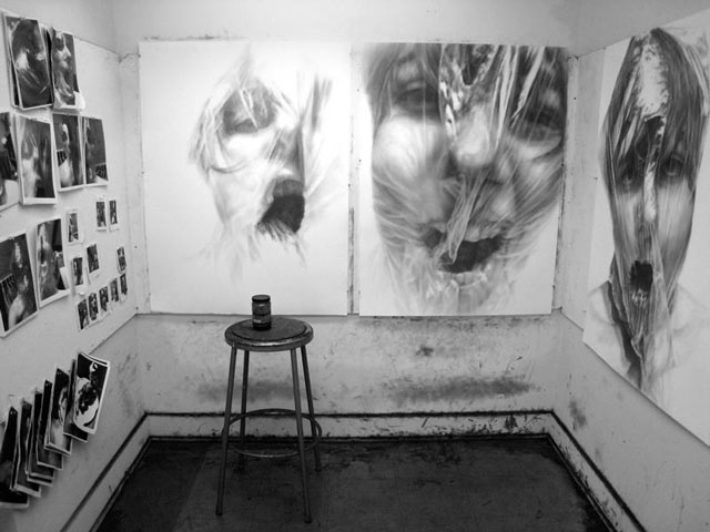 The Vacuum drawings of Melissa Cook