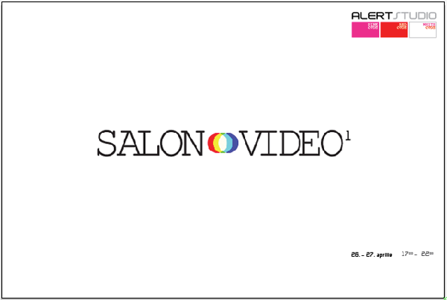 SALON VIDEO1 @ ALERT studio