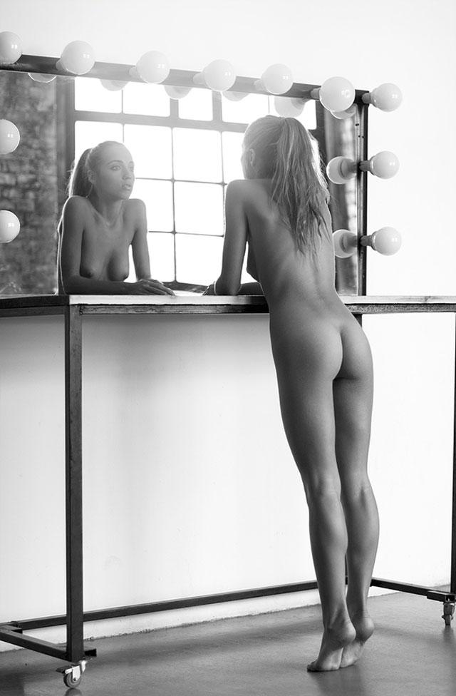Nude Russian Ballerina