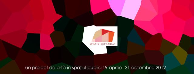 Lansare proiect de artă în spaţiul public: Spaţiu expandat – individ şi masă