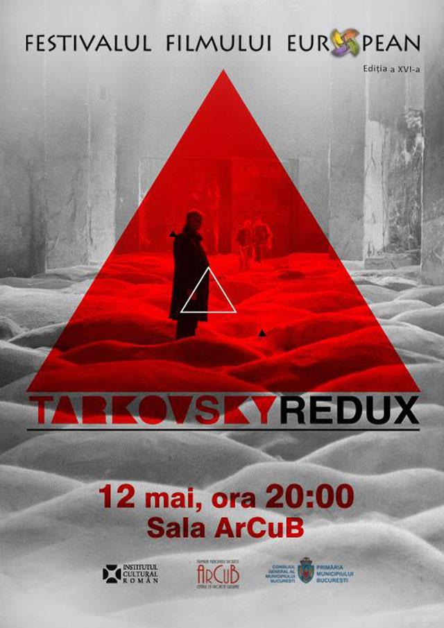 Tarkovsky Redux @ Festivalul Filmului European. Jazz şi scene de film cu Lucian Ban, Mat Maneri, Silent Strike şi Dan Băsu
