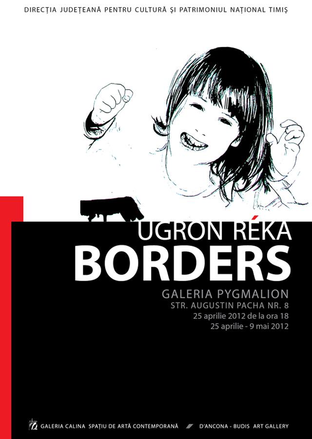 "Ugron Réka ""Borders"" @ Galeria Pygmalion, Timișoara"