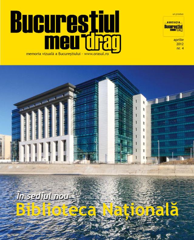 """Un nou număr al revistei """"Bucureștiul meu drag"""" vă așteaptă să-l răsfoiți"""