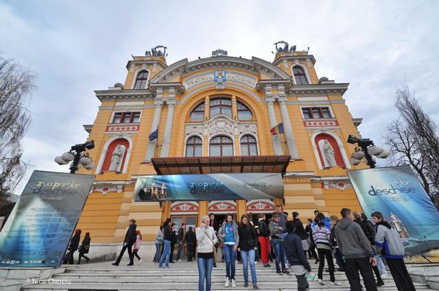 Restituiri @ a patra ediție a Porților deschise, Teatrul Național Cluj