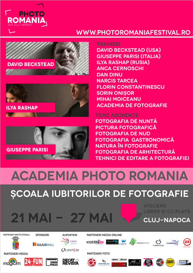 Photo Romania Festival 2012 @ Cluj