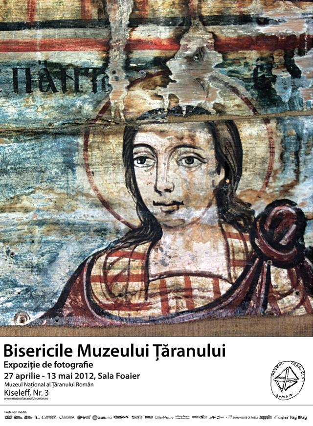 """""""Bisericile Muzeului Ţăranului"""" expoziţie de fotografie @ MȚR"""