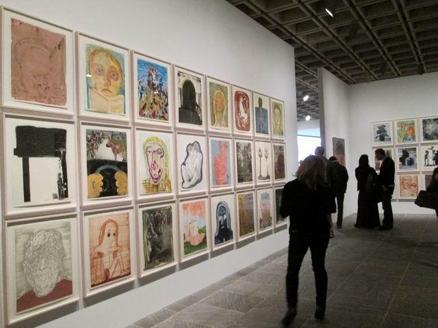Whitney Biennial 2012 – NY