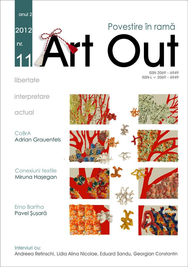 Revista Art Out lansează numărul 11!