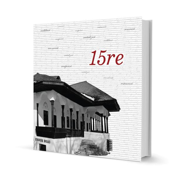 """Concurs Igloo&Modernism: câștigă 5 albume """"15 Re"""" din colecția Arhitecturi"""