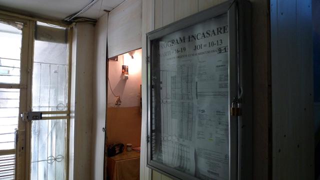 Scara de Bloc din București renunță la vechiul ei aspect