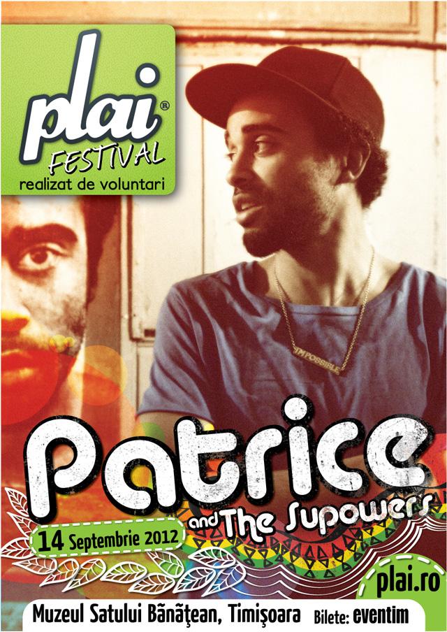 Patrice @ Plai 2012