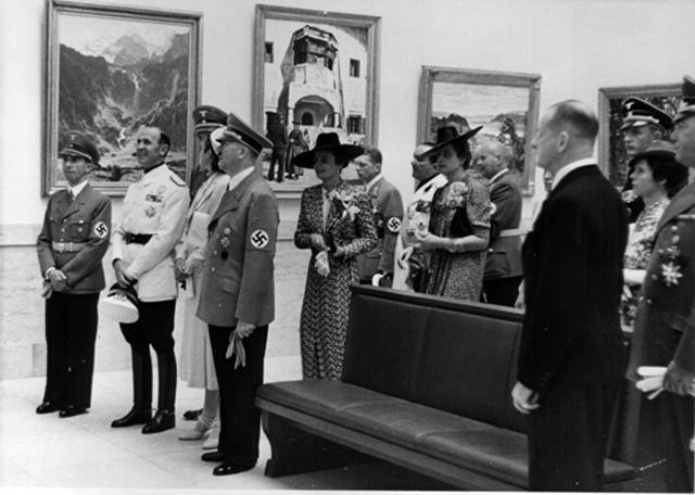 The Ideological Uses of Art, 1937–1955 @ Haus der Kunst, Munich