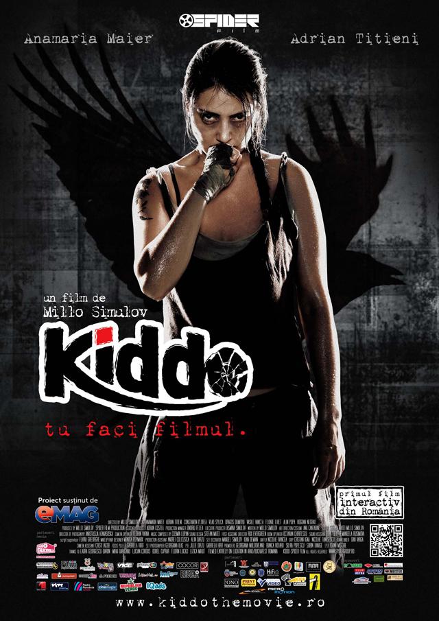 Succes românesc la Cannes pentru filmul Kiddo
