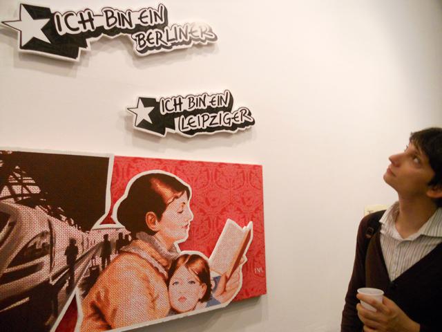ATELIER ÎN TRANZIȚIE #5 la Galeria GALATECA din București @ Noaptea Albă a Galeriilor, vezi galerie foto