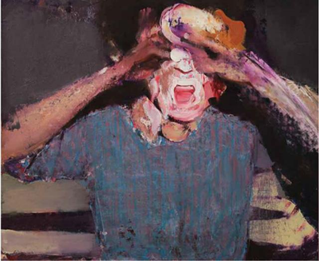 Vânzare importantă a unei picturi de Adrian Ghenie la o licitaţie pariziană