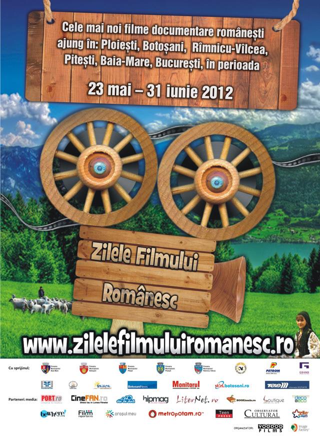 Cele mai noi documentare romanesti ruleaza in cinematografele din tara: Zilele Filmului Românesc