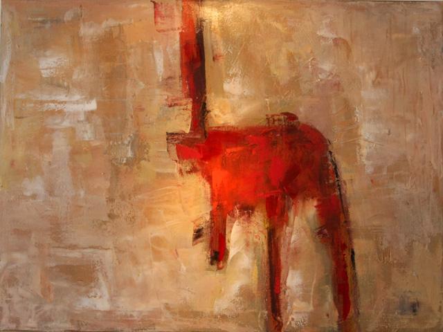 """Amelia Proștean, """"Pictural 2012"""" @ Galeria Cirus din Mediaș"""