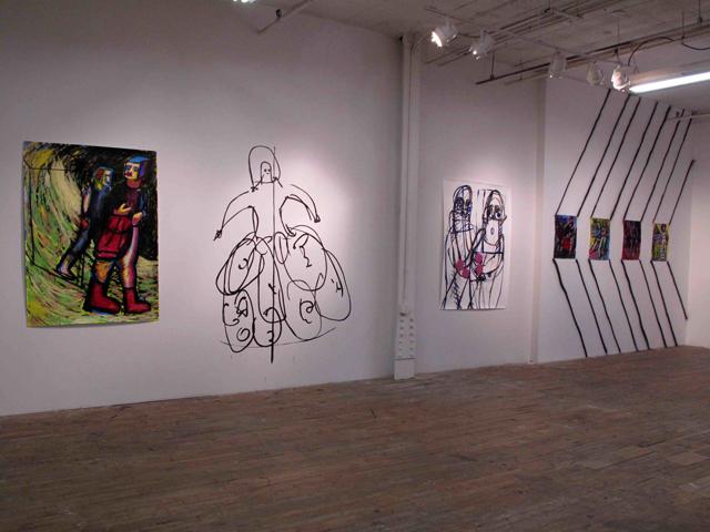 "Dumitru Gorzo ""REALITY'S NOSTALGIA"" @ SLAG Gallery, New York, galerie de imagini"