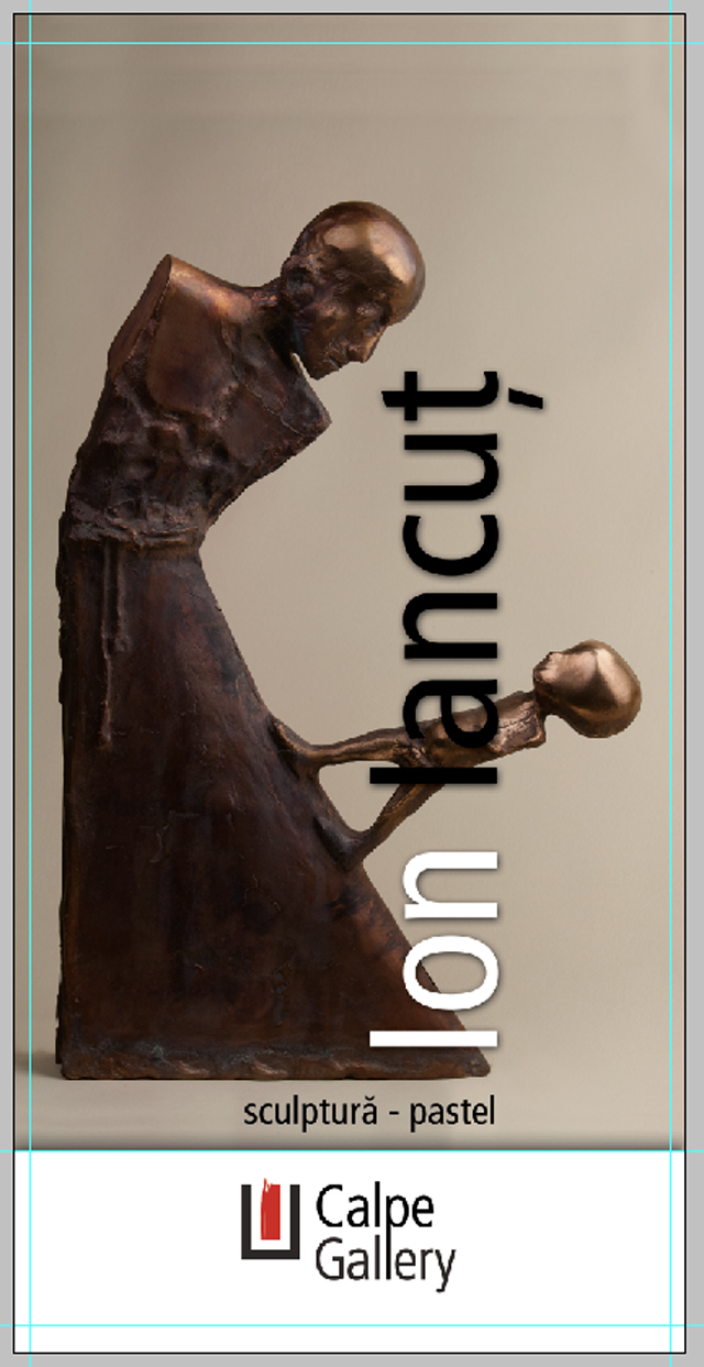 """Ion Iancuţ """"Antropomorfii"""" @ Calpe Gallery, Timișoara"""