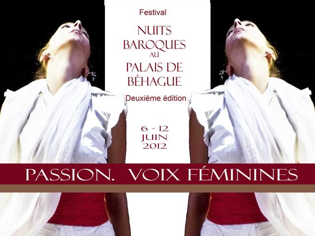 Nopti baroce la Palatul Behague, editia a doua @ ICR Paris