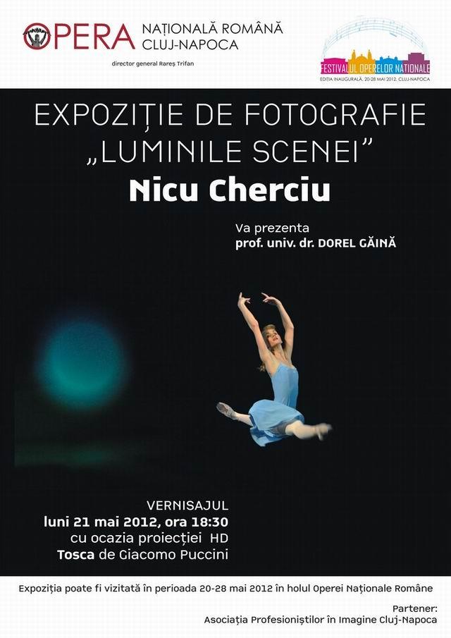 Luminile scenei – Nicu Cherciu