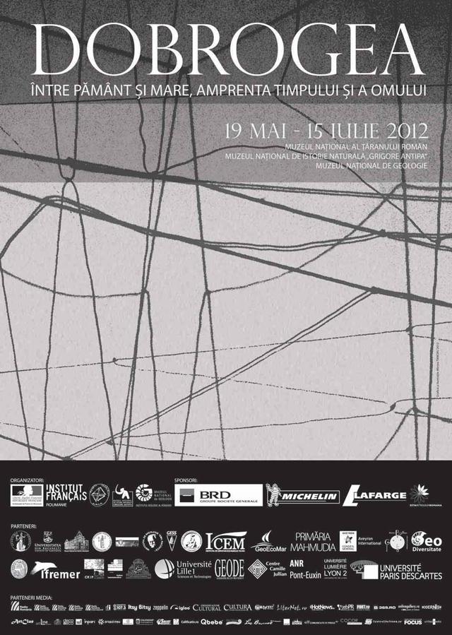 DOBROGEA – o expoziție, trei muzee