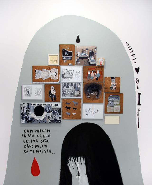 """Saddo şi Aitch """"THE GOLDEN HOURS"""" @ Galeria Calina, Timișoara"""