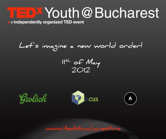 TEDxYouth @ Bucharest se întoarce cu a doua ediție