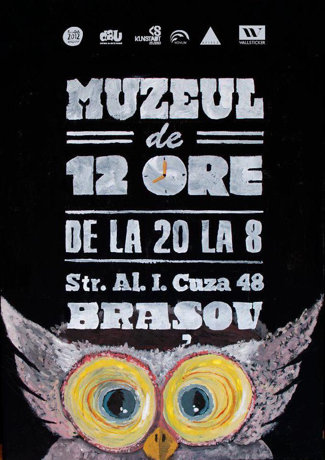 """""""Muzeul de 12 ore"""" @ Braşov"""