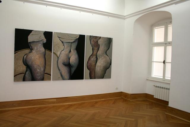 """Nadia Ioan """"Feminitate"""" @ Muzeul de Artă Timișoara"""