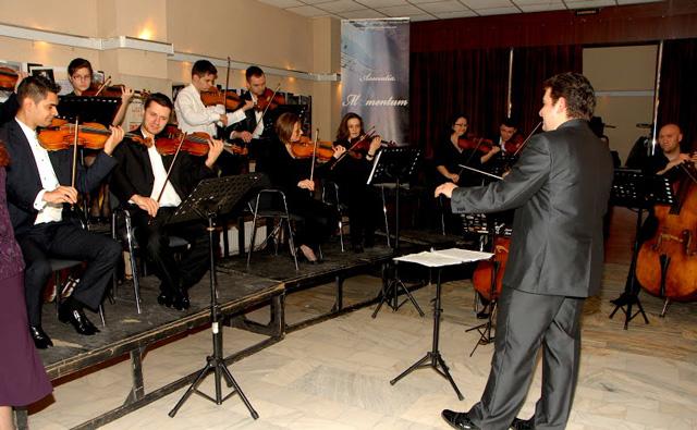 Concert marca Fundația Constantin Dumitru @ Sala Radio