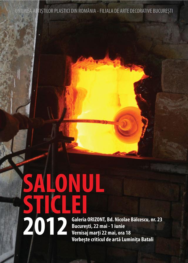 Salonul Sticlei @ Galeria Orizont, București
