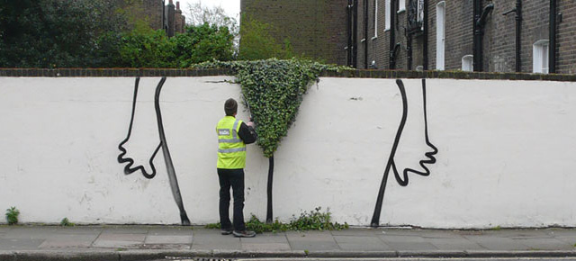 Bush: New Banksy Work in London